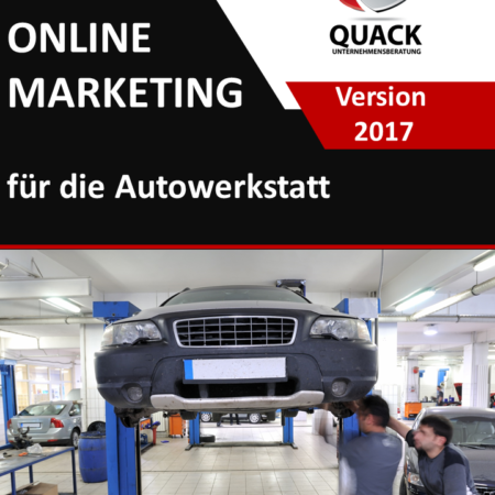 Online Marketing für die Autowerkstatt