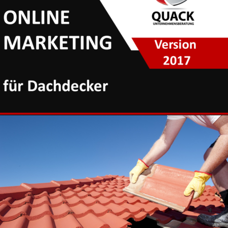 Online Marketing für den Dachdecker