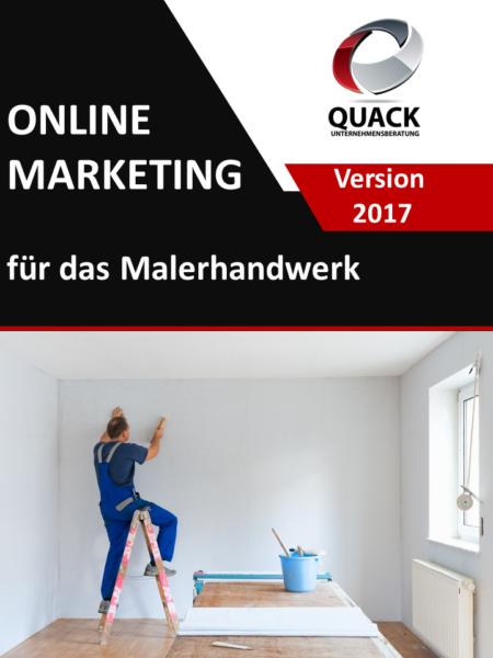 Online Marketing für Maler