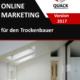 Online Marketing für Trockenbauer
