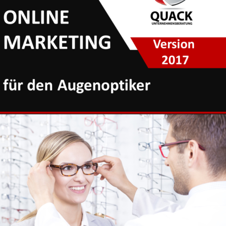 Online Marketing für den Augenoptiker