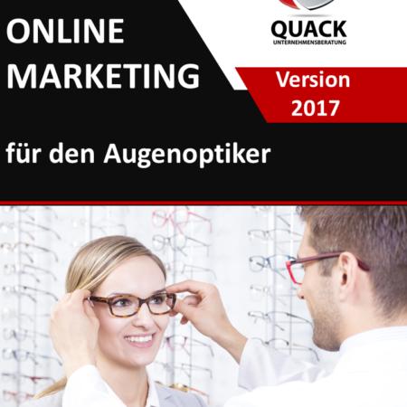 Online Marketing für den Augenoptiker