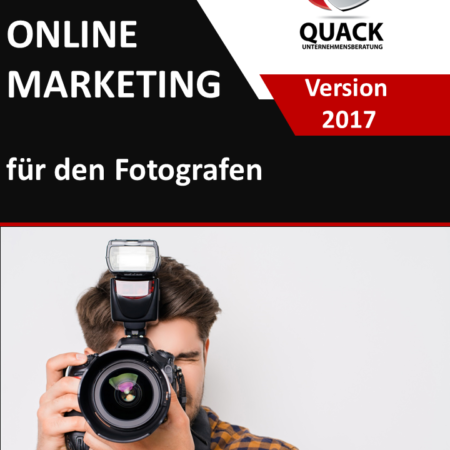 Online Marketing für den Fotografen