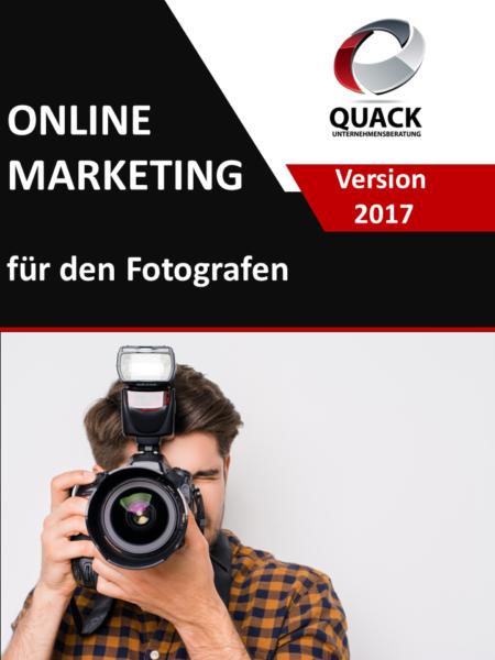 Online Marketing für den Fotografen