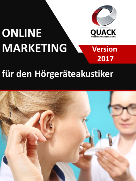 Online Marketing für den Hörgeräteakustiker