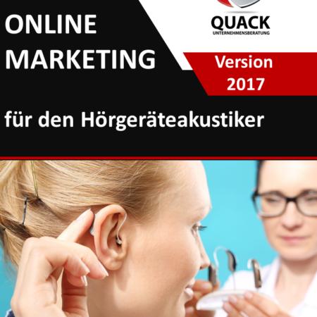Online Marketing für den Hörgeräteakustiker