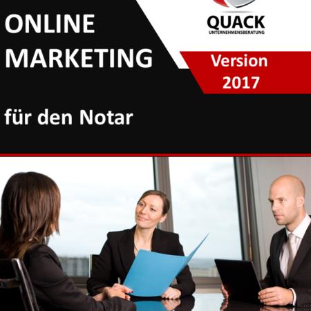 Online Marketing für den Notar