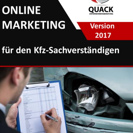 Online Marketing für den Kfz-Sachverständigen