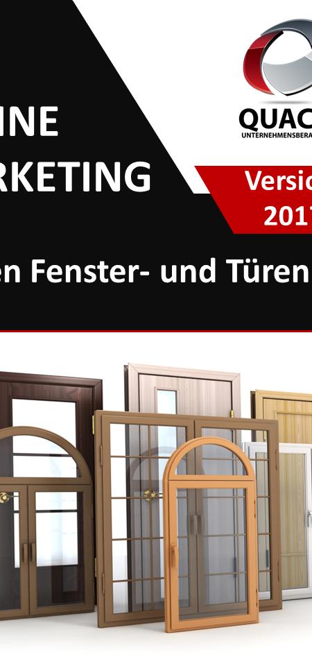 Online Marketing für den Fenster-und Türenbau