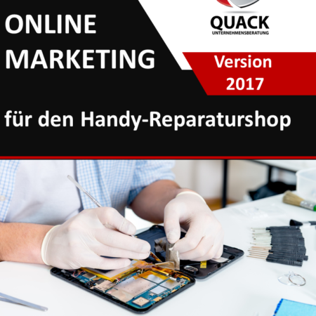 Online Marketing für den Handy Reparaturshop